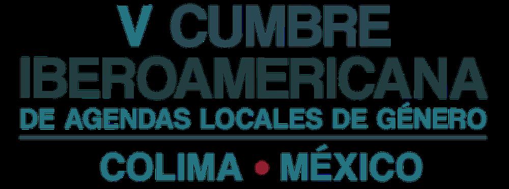 Logo V Cumbre Iberoamericana de Agendas Locales de Género